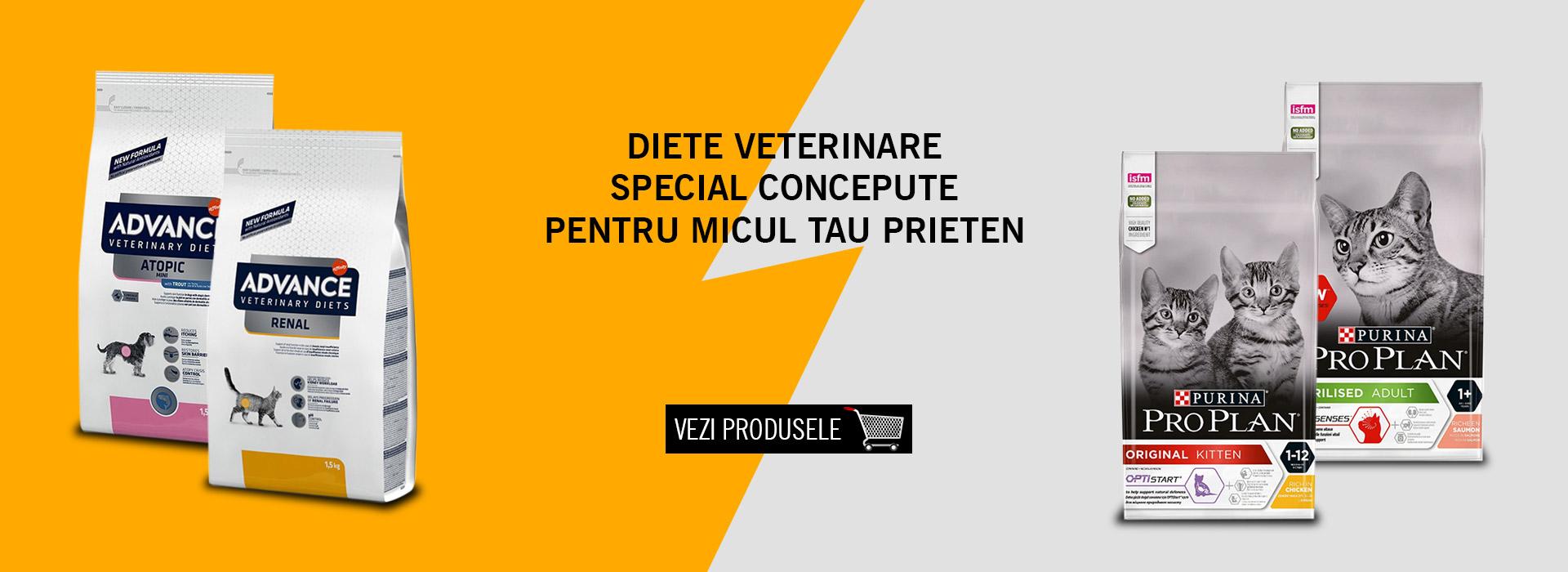 Diete veterinare FarmaciaVet